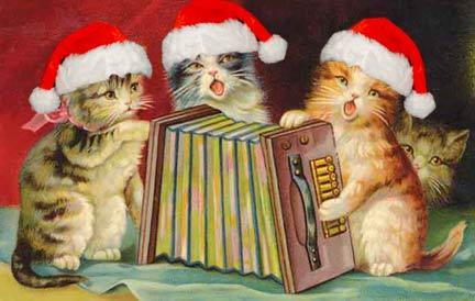 cats_with_accordion_vintage